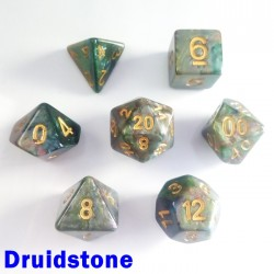 Marblized Druidstone