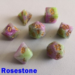 Marblized Rosestone