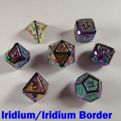 Bordered Iridum/Iridium