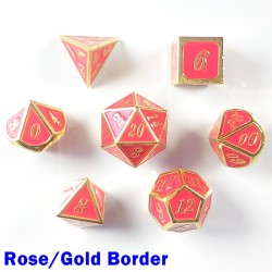 Bordered Rose/Gold