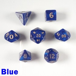 Miniature Interferenz Blue