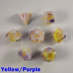 Opal Yellow/Purple