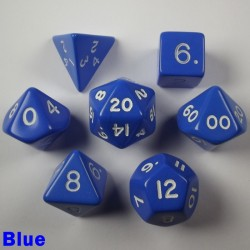 Opaque Blue