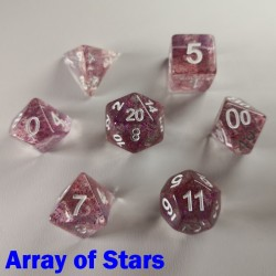 Particle Array of Stars