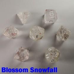 Particle Blossom Snowfall
