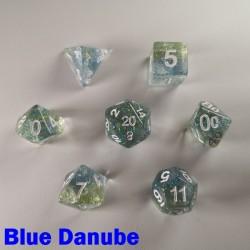 Particle Blue Danube