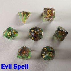 Particle Evil Spell