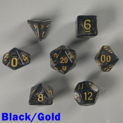 Pearl Black/Gold