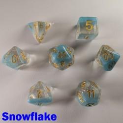 Snowglobe Snowflake