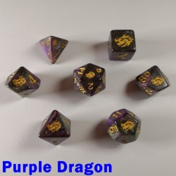 Spirit Of Desolation Purple Dragon