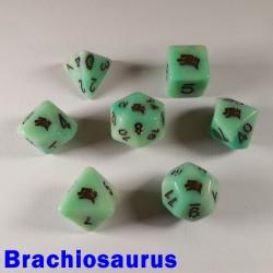 Spirit Of Extinction Brachiosaurus
