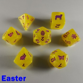 'Spirit Of' Occasion Dice - Easter