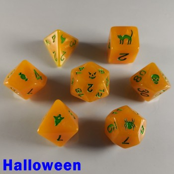 'Spirit Of' Occasion Dice - Halloween