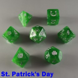 'Spirit Of' Occasion Dice - St. Patrick's Day