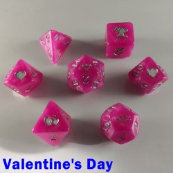 'Spirit Of' Occasion Dice - Valentine's Day