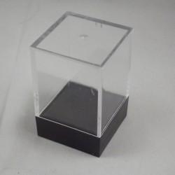Small Plastic Dice Display Box
