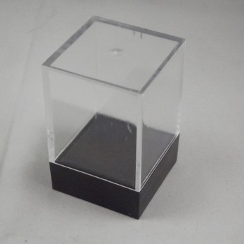 Small Plastic Dice Display Box
