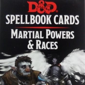Martial Powers & Races Deck