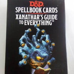 Xanathar's Guide to Everything Deck