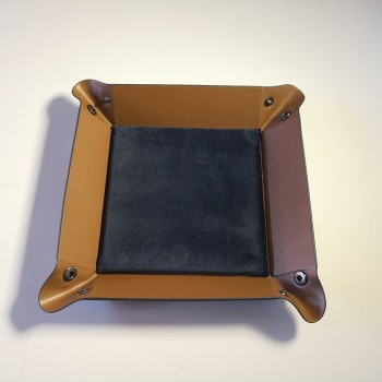 Premium Collapsible Padded Dice Tray