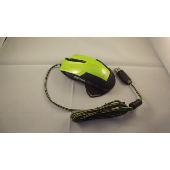 E-Blue Mazer Type-R Wired Mouse Green