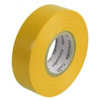 Electrical Tape 20m x 19mm Yellow