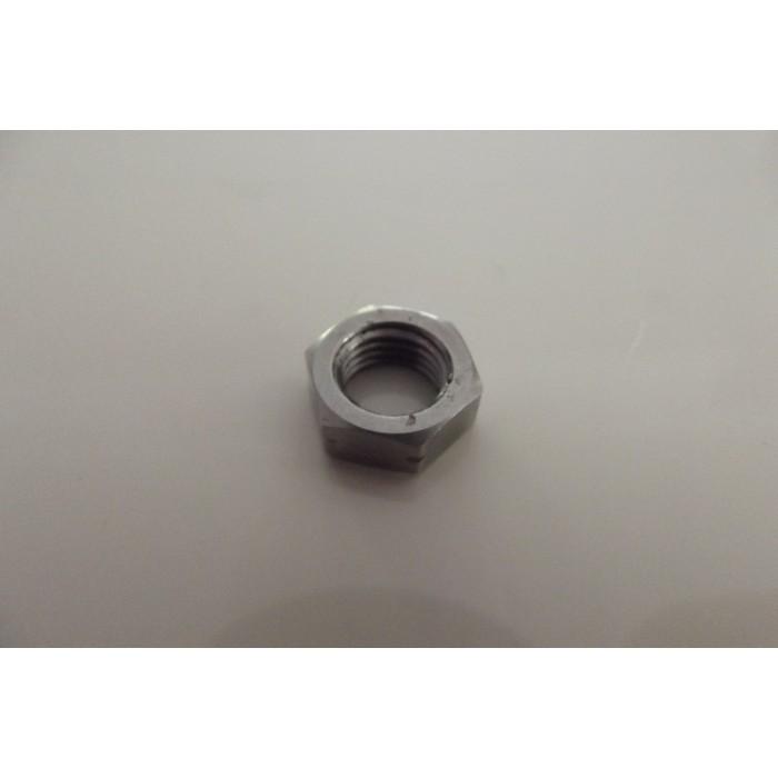 Stainless Steel Brake Line Nuts : Brake line bulkhead half nut locknut