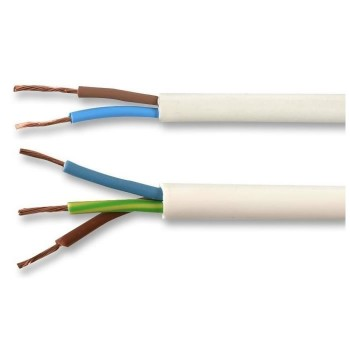 300/300V 2 3 Core Flexible Cable 2192Y 3183Y