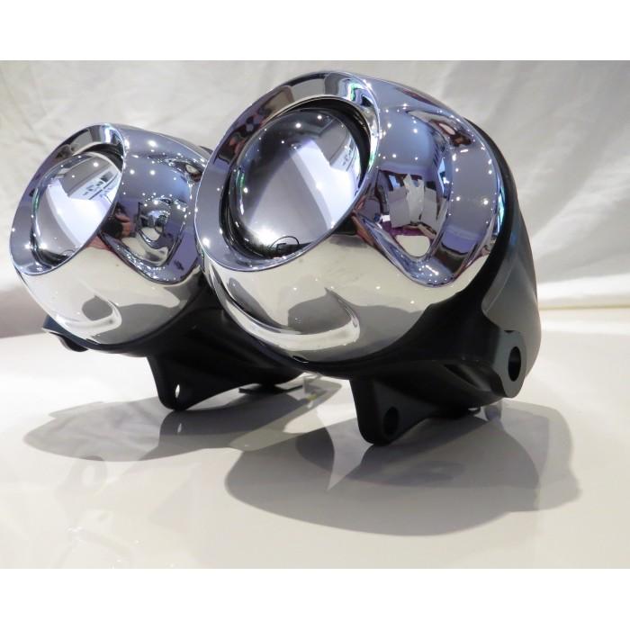 Projector Alloy Photon Headlamp Twin Bracket