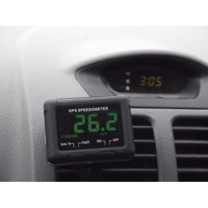 GPS Speedo - Driving School Secondary Speedo