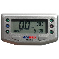 Ace 258 Digital Speedo