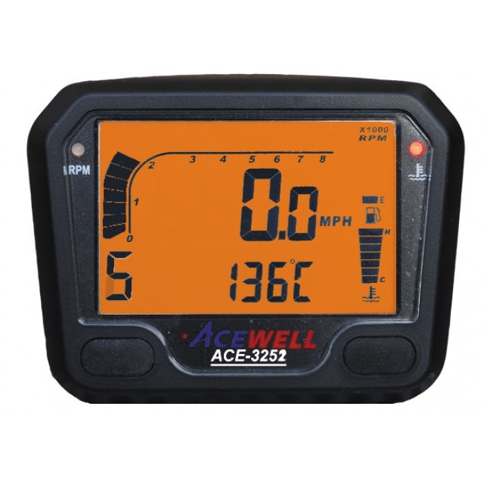 ace 3252 digital dash 700x700 digital speedos & rev counters furore products acewell 7659 wiring diagram at webbmarketing.co