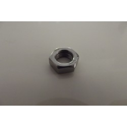 Brake Line Bulkhead Half Nut Locknut Stainless Steel