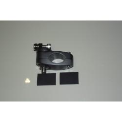 Handlebar Bracket, Mounting Bracket for Instruments, Clocks, Mirror, Headlight, Spotlight etc