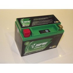 LIPO09A Replaces YTX9-BS Lithium Ion Motorcycle Battery