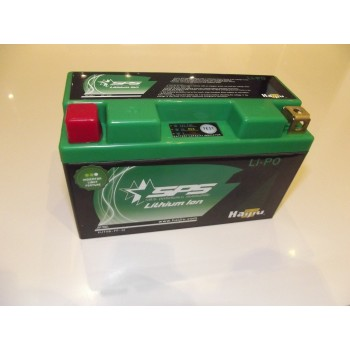 LIPO09B Replaces YT9B-BS & YT9B4 Lithium Ion Motorcycle Battery