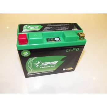 LIPO12A Replaces YT12B-BS Lithium Ion Motorcycle Battery