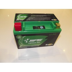 LIPO14A Replaces YTX14-BS  Lithium Ion Motorcycle Battery