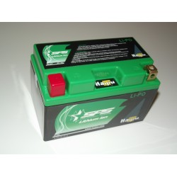 LIPO14B Replaces YTZ14S  Lithium Ion Motorcycle Battery