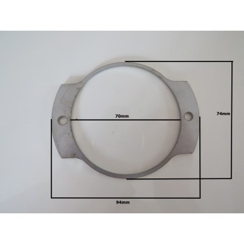 Projector 521 Combined Headlamp Bezal