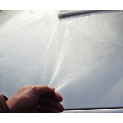Protective Roof Vinyl Film - Roof Sign Protector