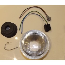 Replacement Lens for Dominator Headlight Pattern