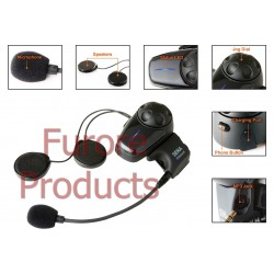 Sena SMH10  Helmet Intercom Bluetooth, Phone, Gps, Mp3 Dual pack