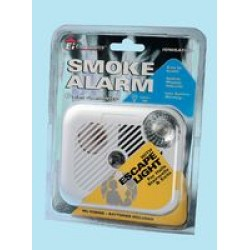 Smoke Alarm Whith Light